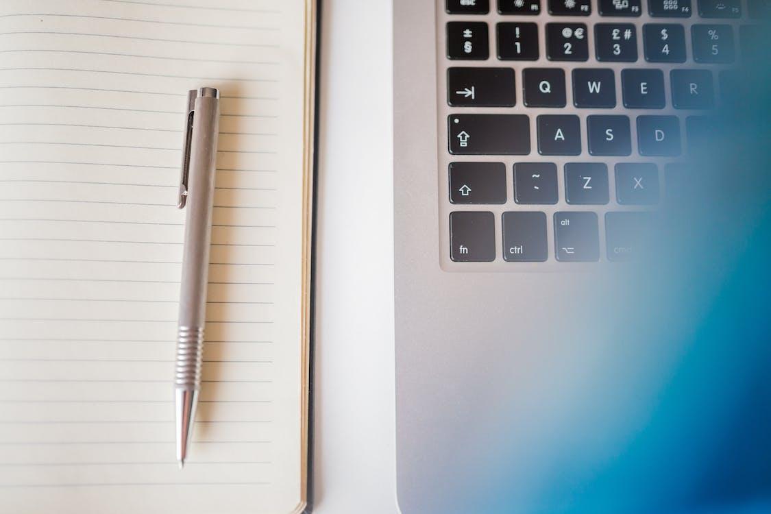 공책, 노트북, 맥북의 무료 스톡 사진