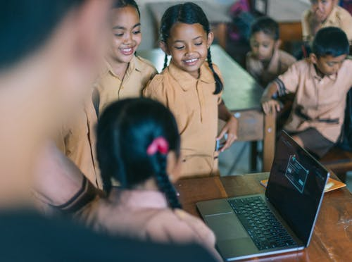 Δωρεάν στοκ φωτογραφιών με elearning, laptop, online μαθήματα