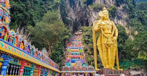 Free stock photo of Batu caves, hindu, Malaysia, selangor