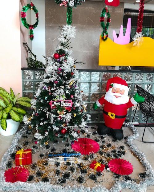 Free stock photo of christmas, christmas decoration, christmas tree, decoration