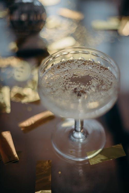 Kostnadsfri bild av champagne, dryck, glas, glas objekt
