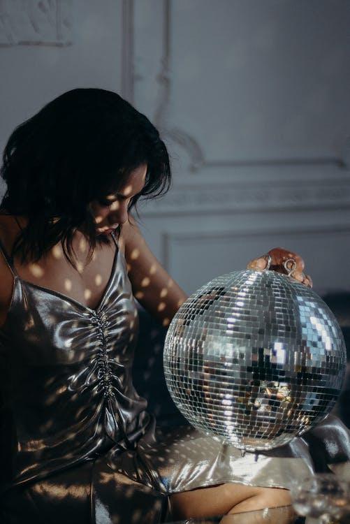 Základová fotografie zdarma na téma disko koule, držení, focení