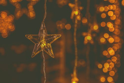 Gratis stockfoto met bokeh, depth of field, jaargetij, kerstdecor