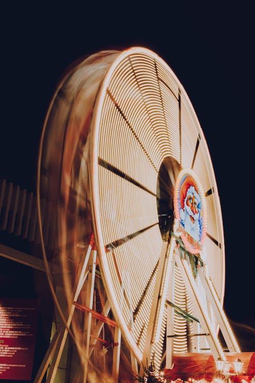 Fotobanka sbezplatnými fotkami na tému dlhá expozícia, festival, jarmočný, karneval