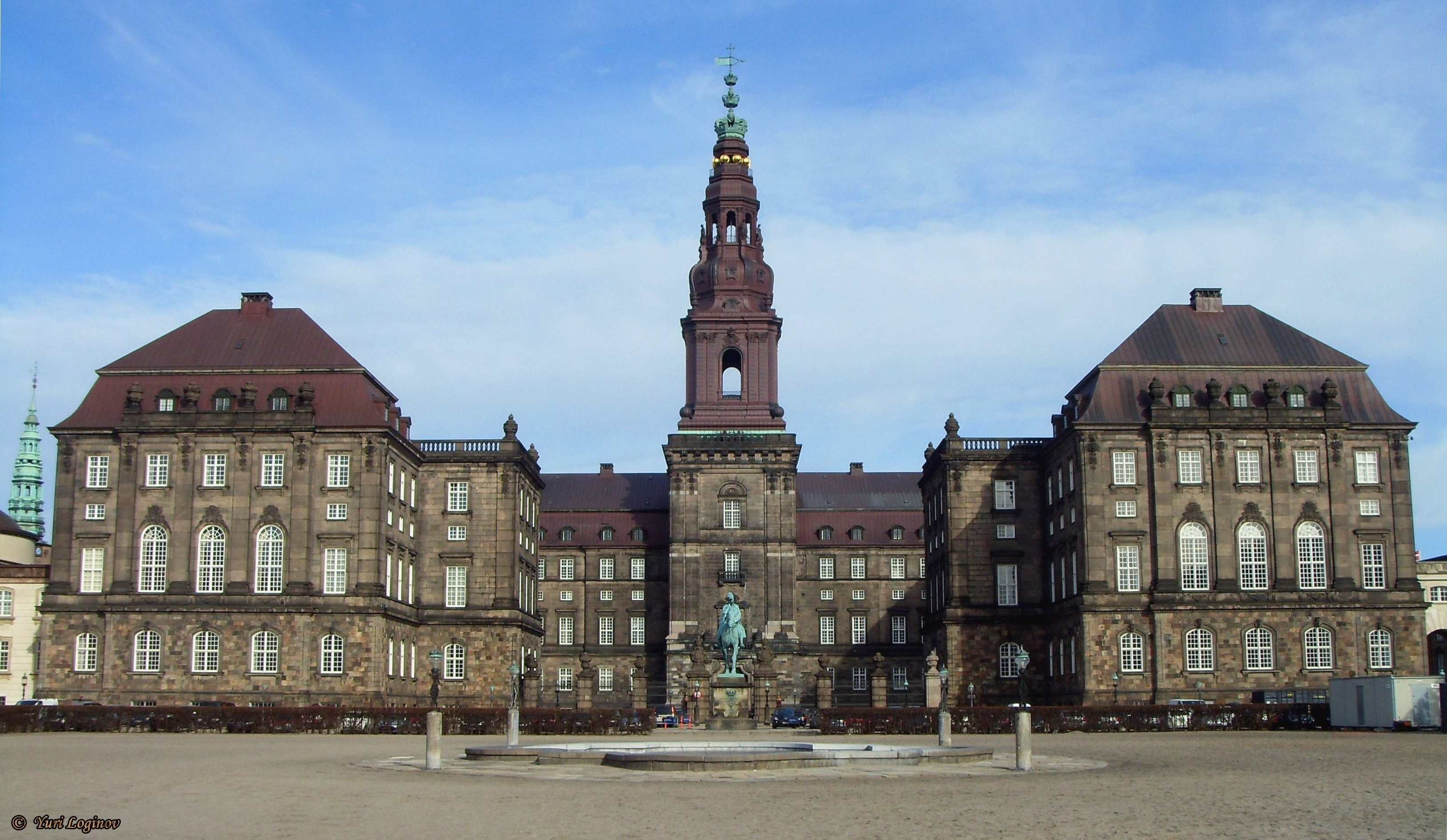 Image result for Christiansborg Palace, Copenhagen