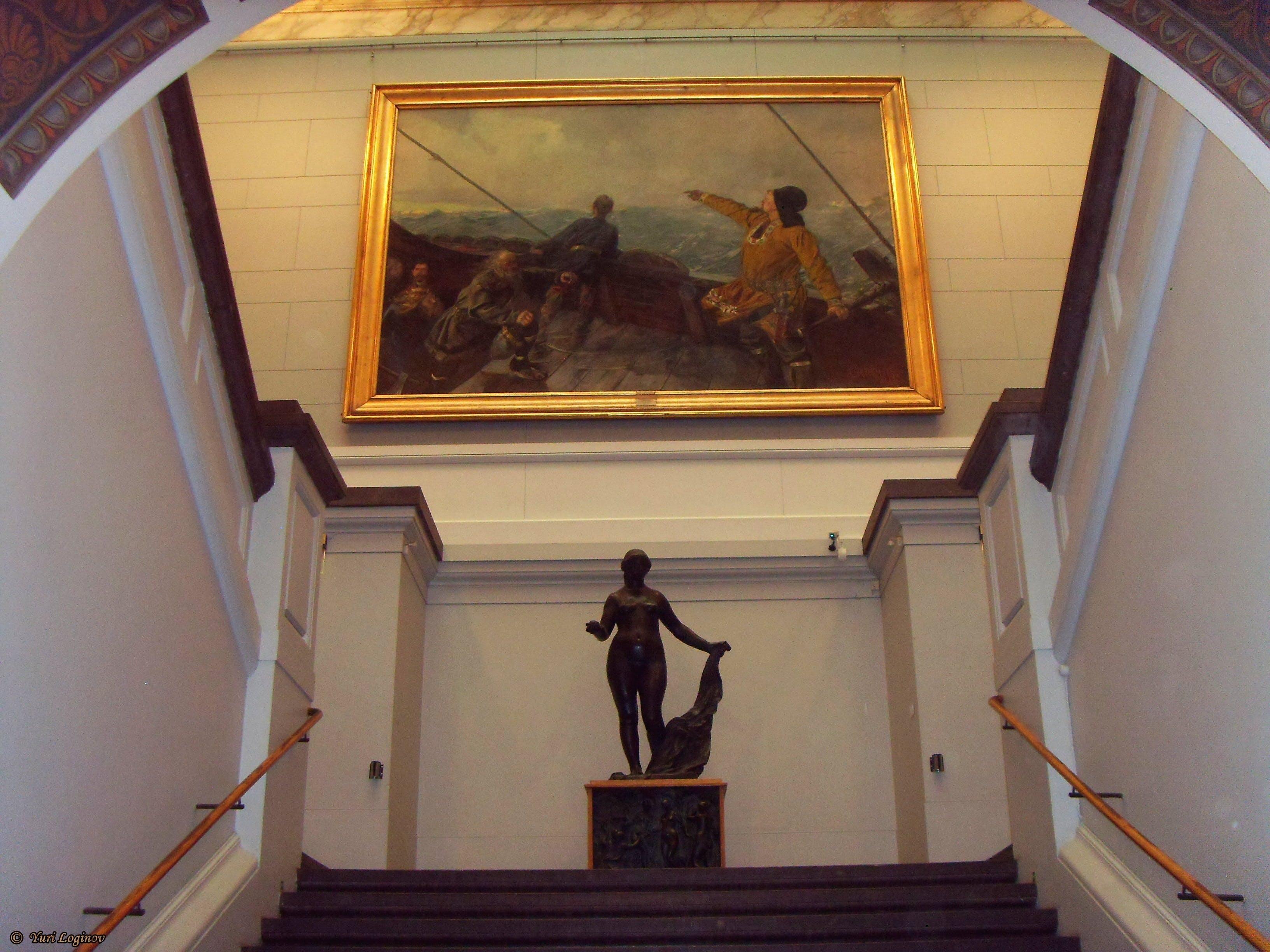Free stock photo of norway, oslo, norge, Nasjonalmuseet for kunst