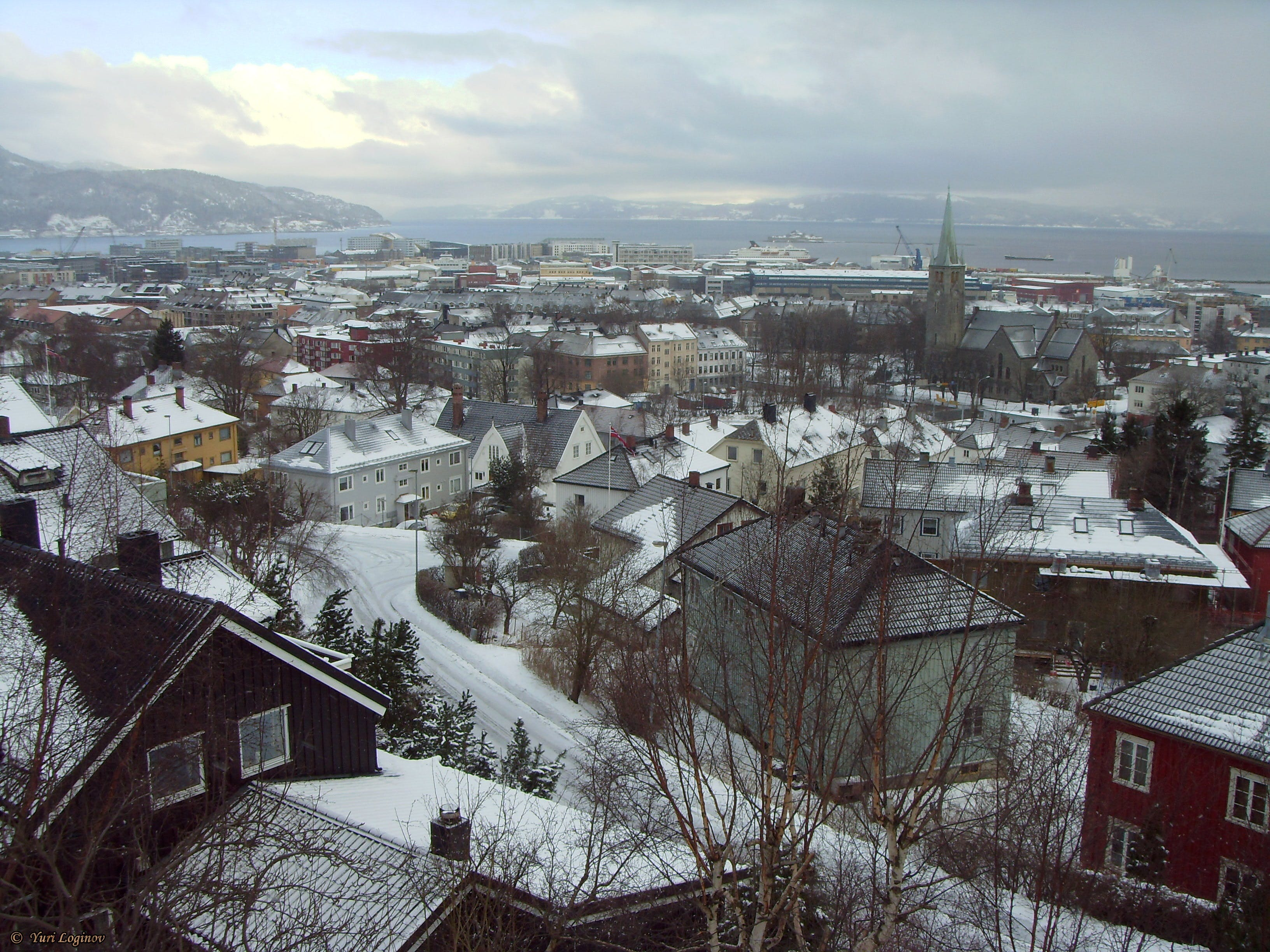 Free stock photo of norway, norge, trondheim
