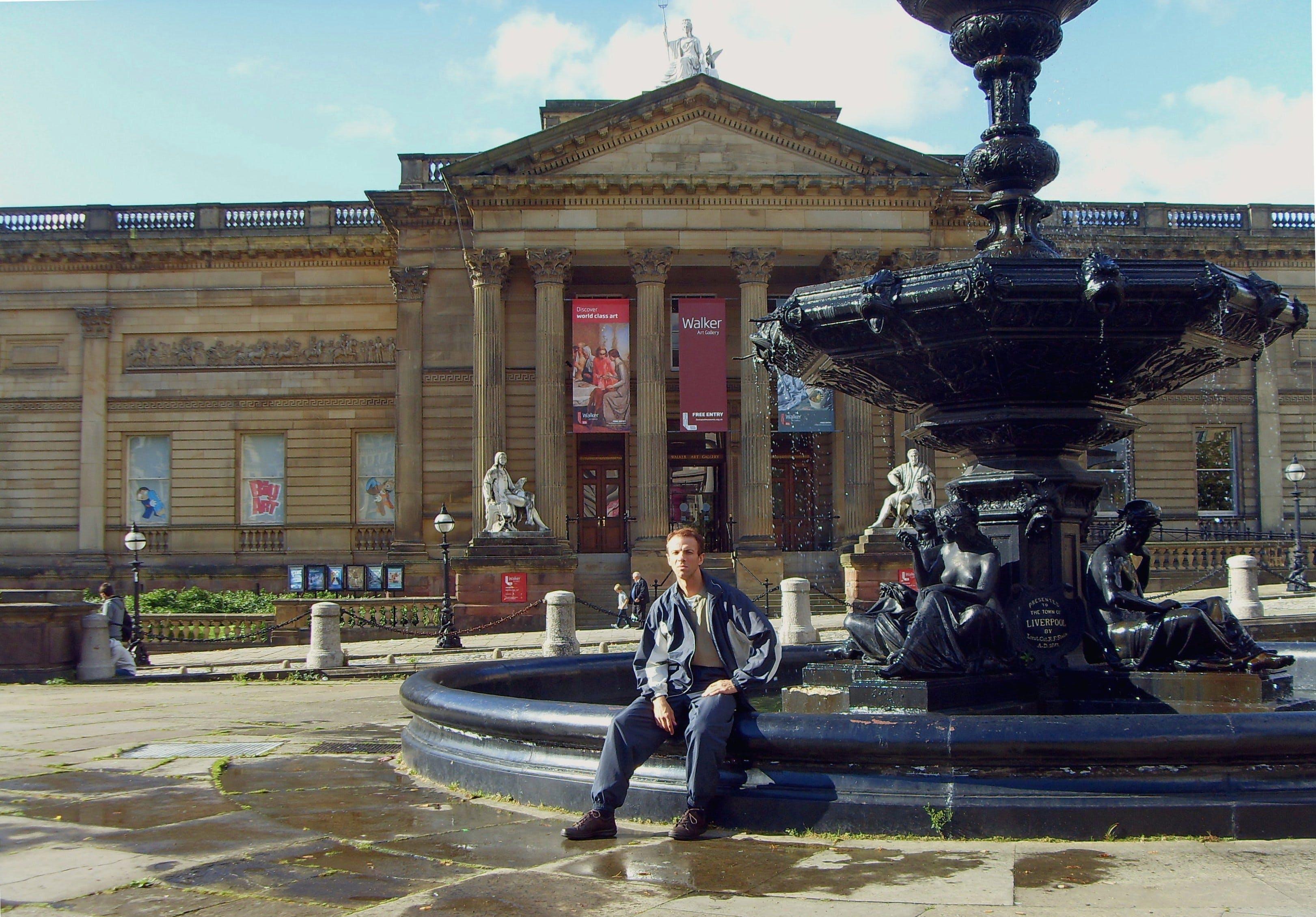 Free stock photo of england, united kingdom, Liverpool, Steble Fountain