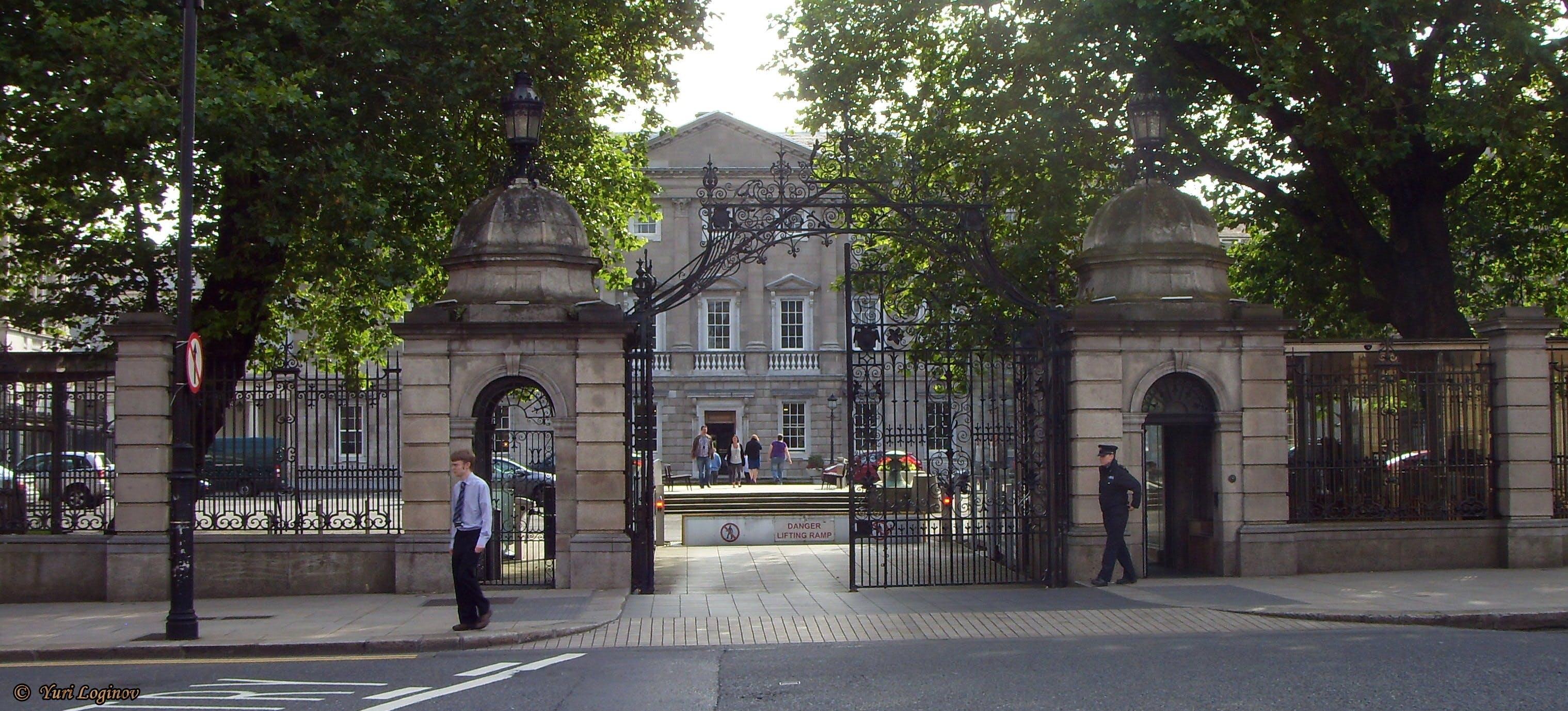 Free stock photo of dublin, ireland, Leinster House