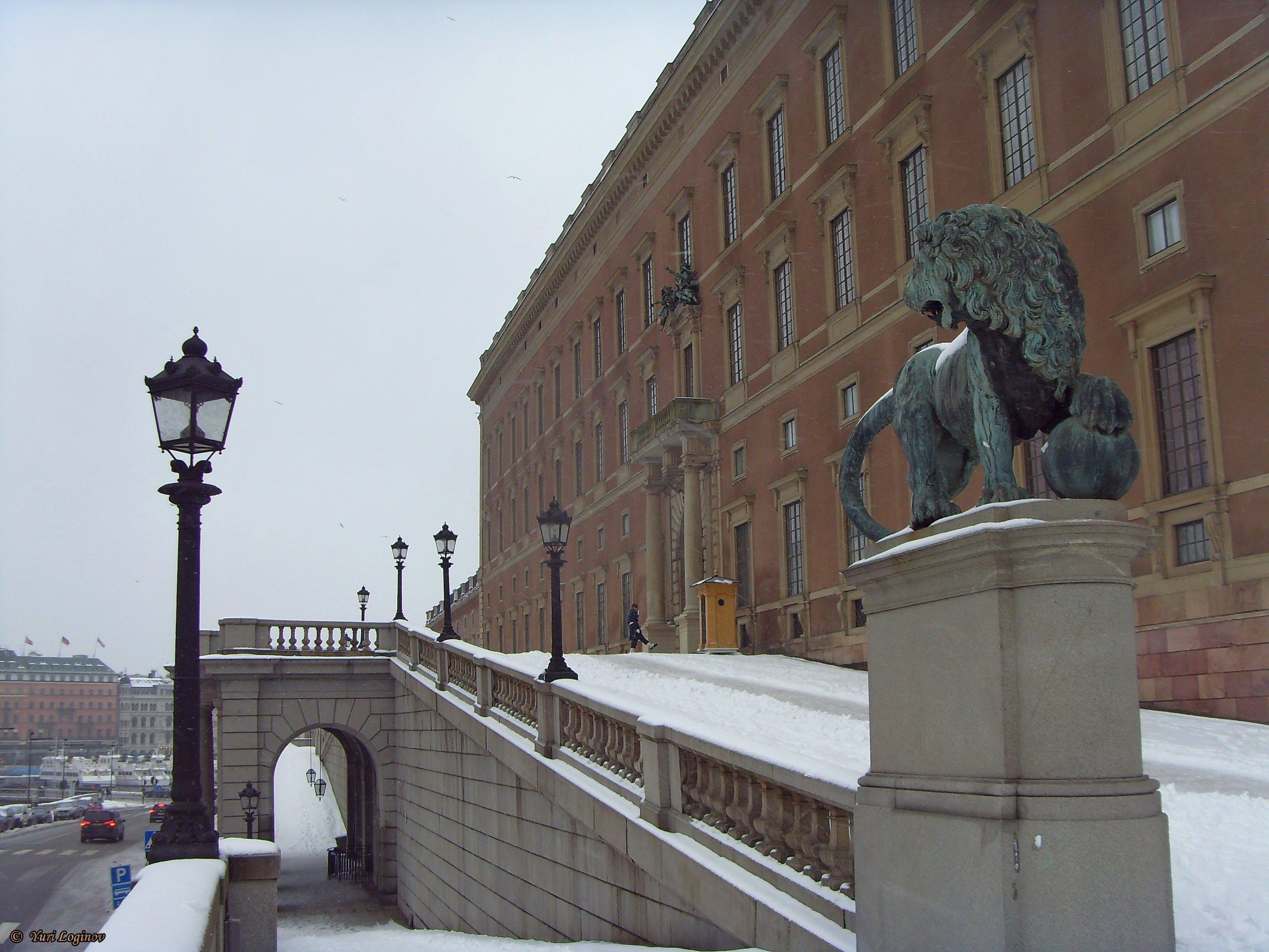 Free stock photo of stockholm, sweden, Sverige, Kungliga slottet