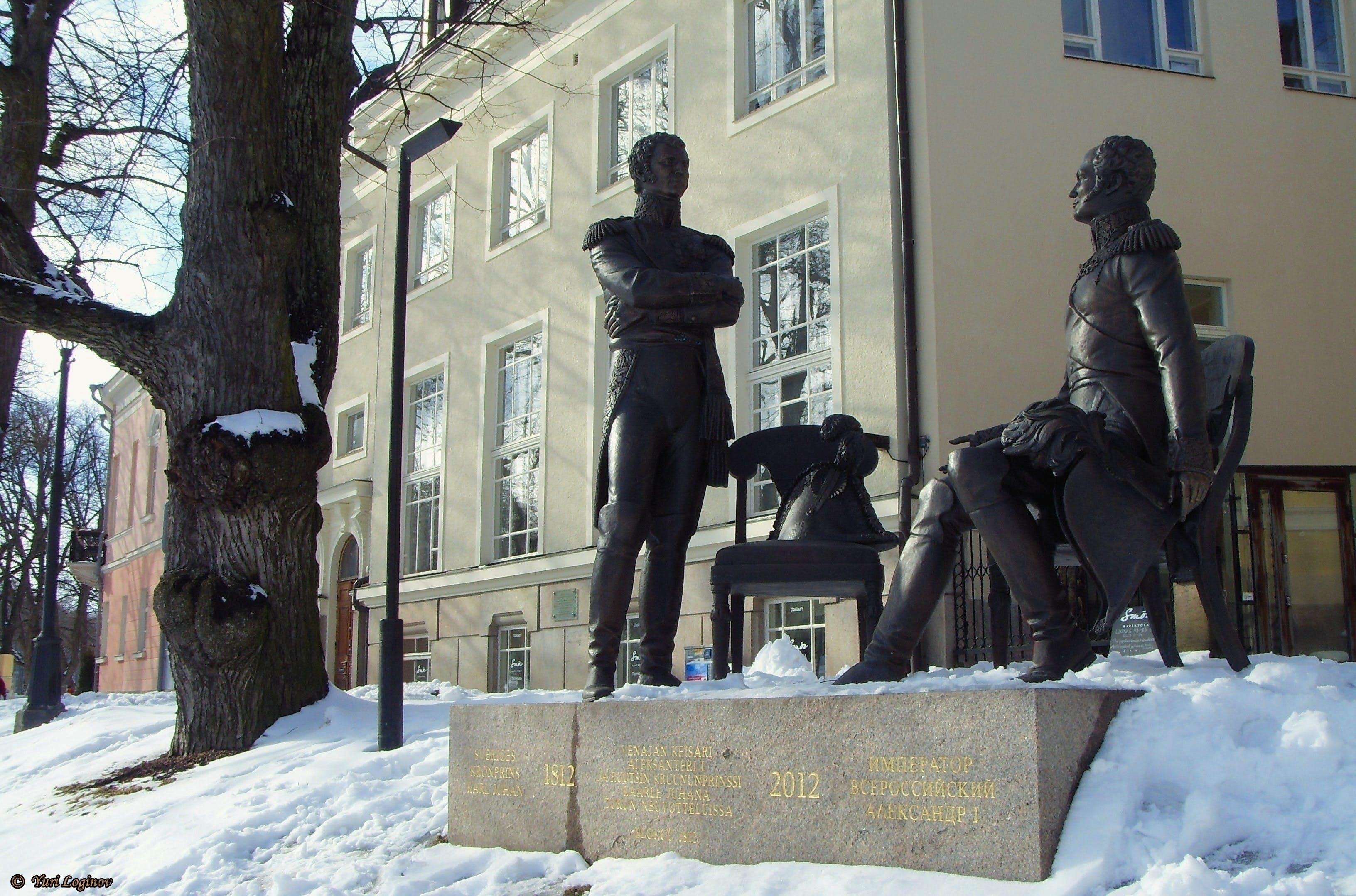 Free stock photo of Finland, Turku, Suomi, Aleksanteri I