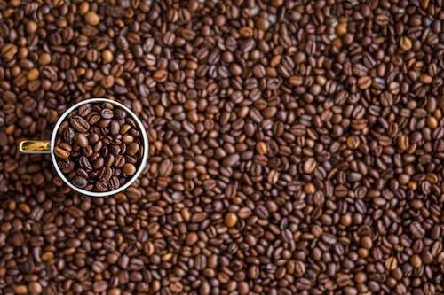 Бесплатное стоковое фото с горох, зерна, кофе, кофеин