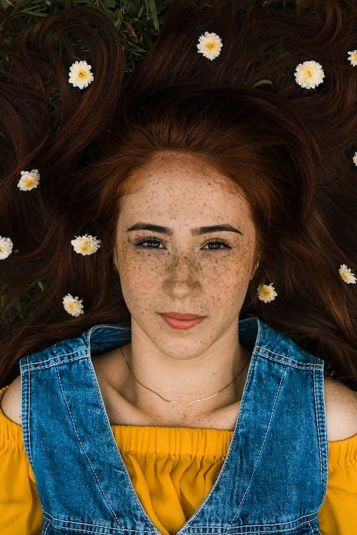 Fotobanka sbezplatnými fotkami na tému dáma, dospievajúci, koža, krása