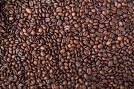beans, coffee, brown