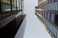 city, sky, buildings