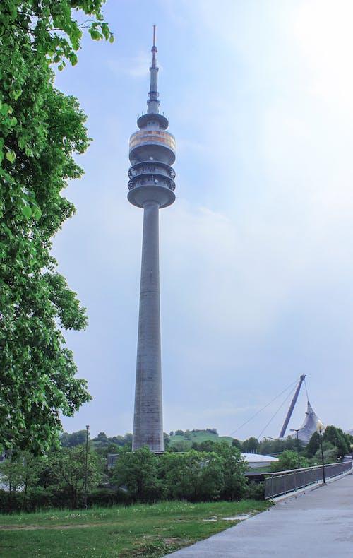 olympiaturm, 塔, 奧林匹克 的 免費圖庫相片