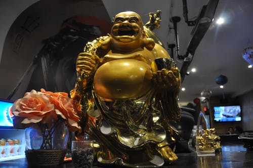 Kostnadsfri bild av buddha, japansk restaurang