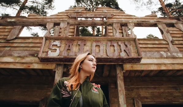 Free stock photo of wood, fashion, person, people