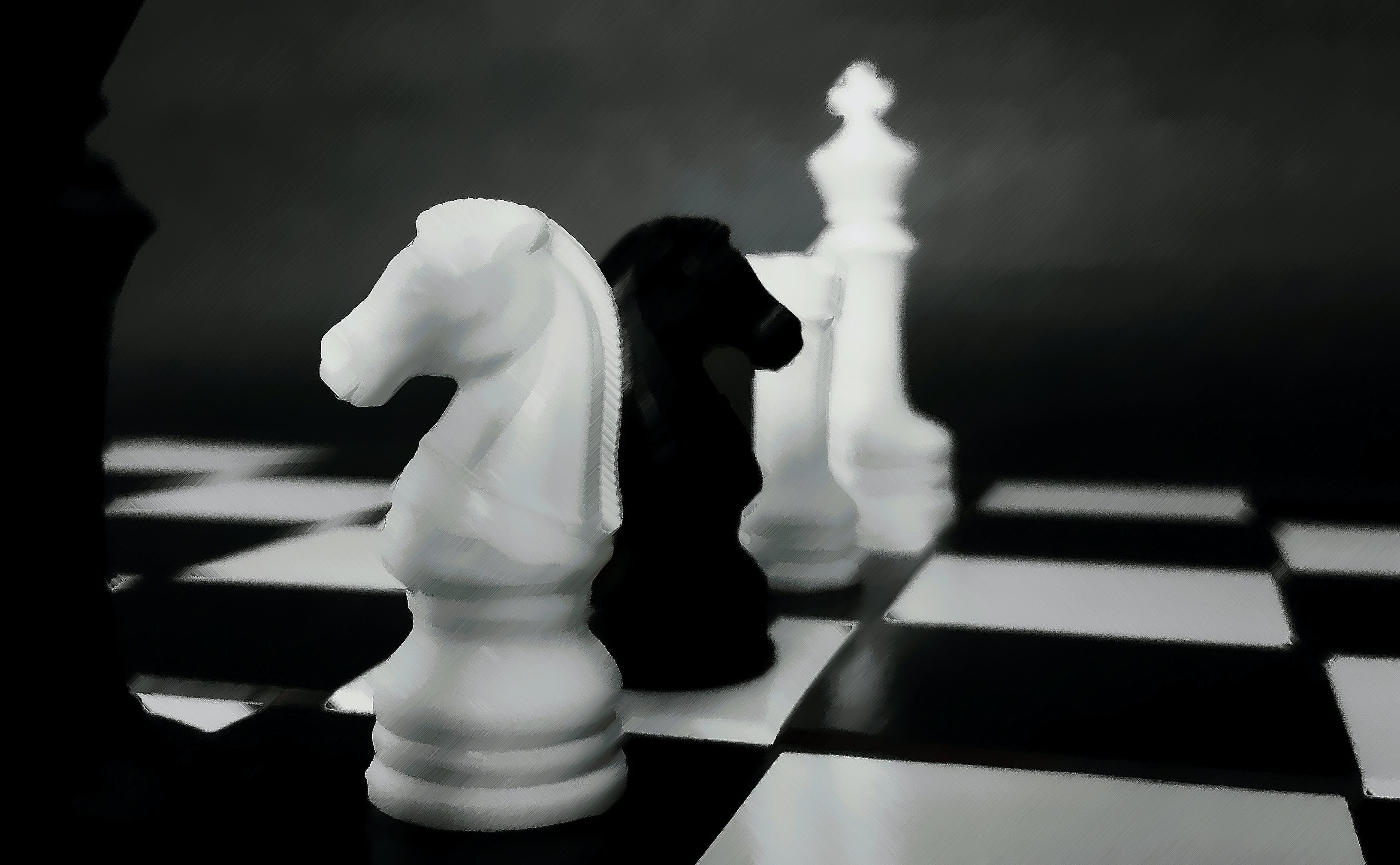 Free stock photo of blog, checkmate, chess, chess board