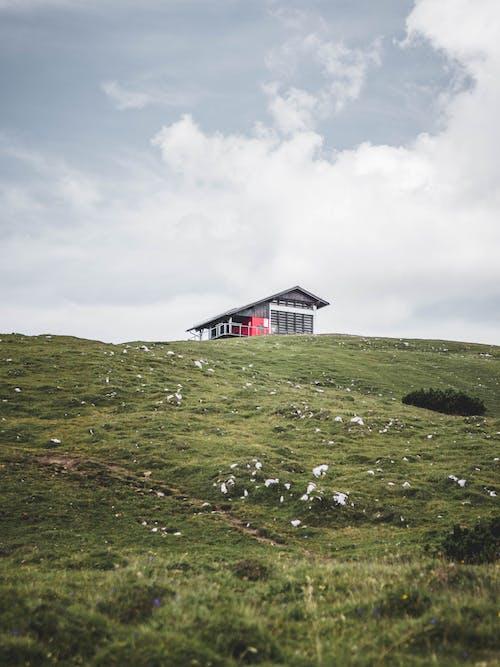 Foto stok gratis awan, bentangan awan, berawan, damai