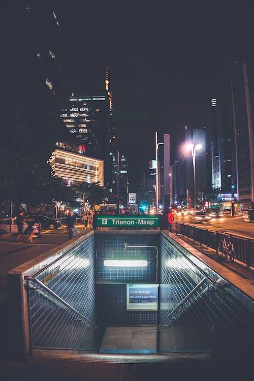 Immagine gratuita di architettura, autostrada, centro città, città