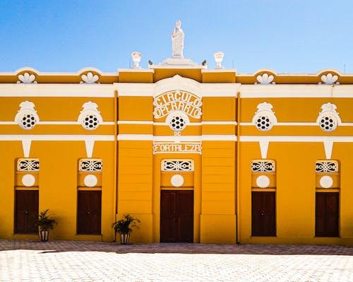 คลังภาพถ่ายฟรี ของ fortaleza, ทางเข้า, ประตู