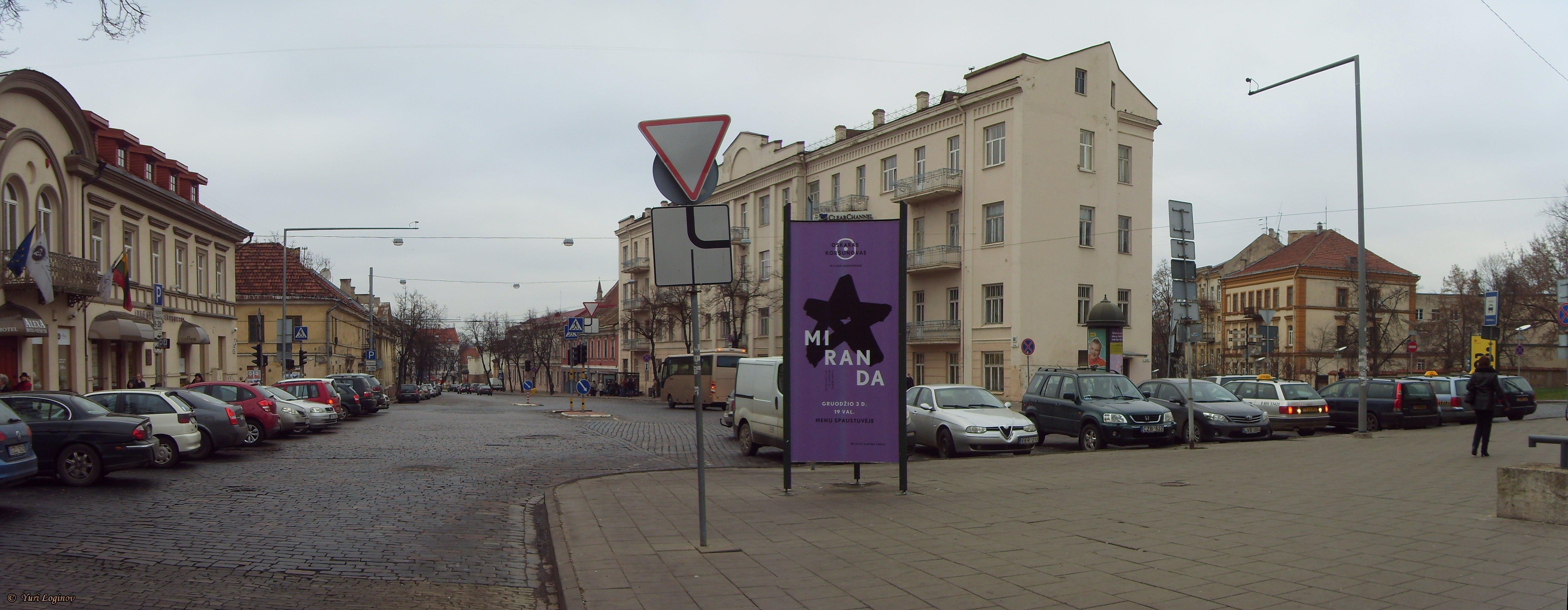 Lietuva, lithuania, Vilniaus senamiestis