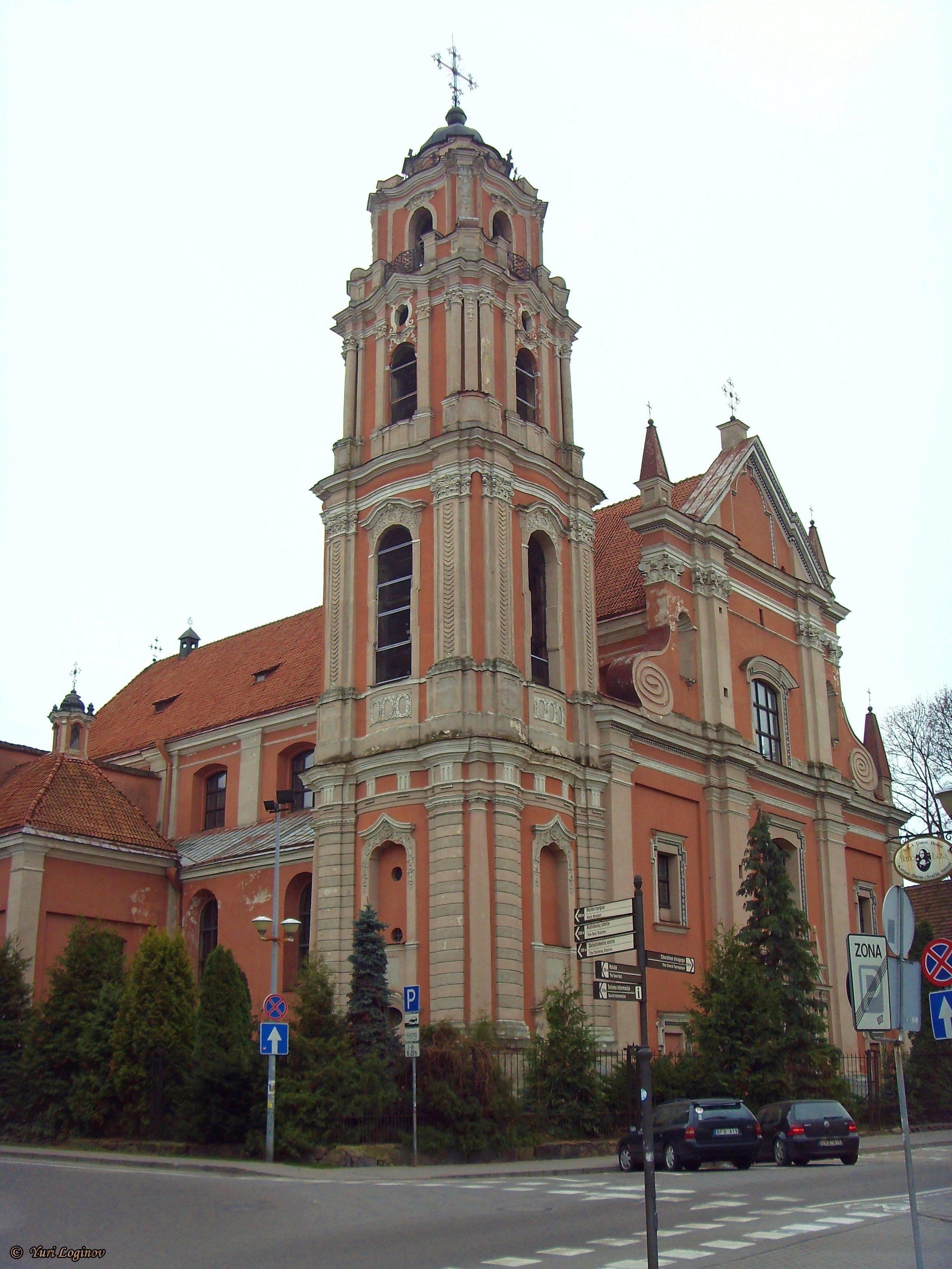 Free stock photo of lithuania, Vilnius, Vilnius old town, Church of All Saints