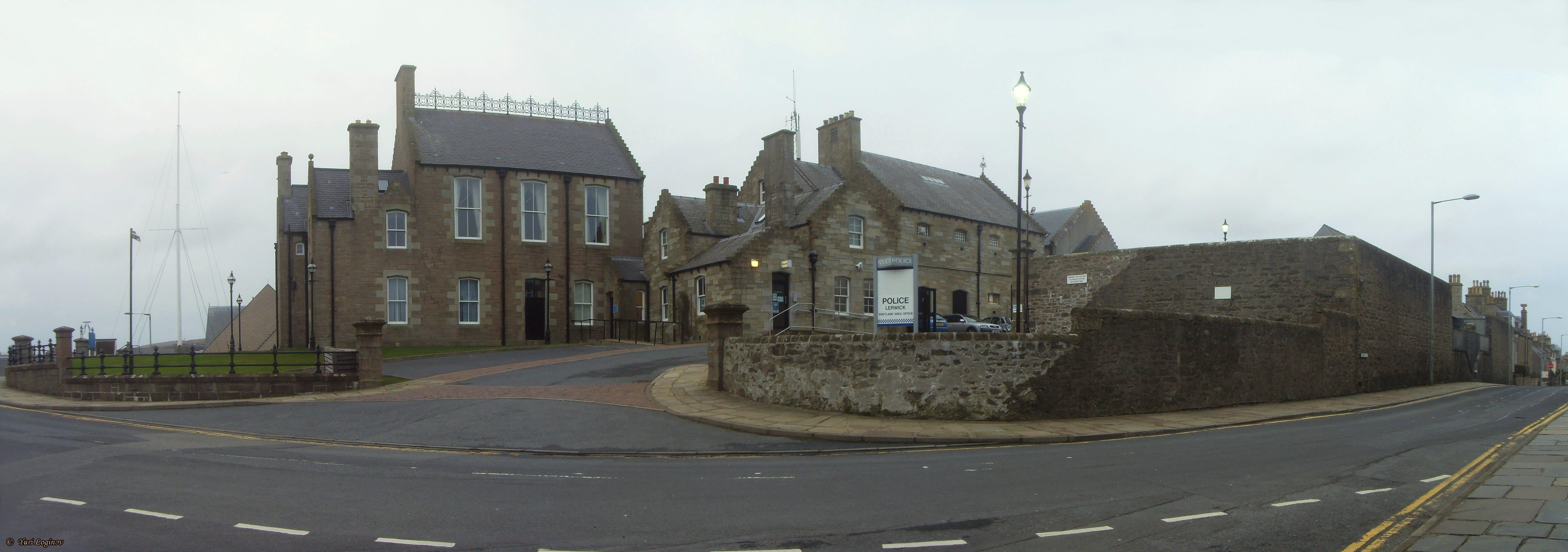 Free stock photo of Lerwick, Lerwick Police Station, scotland, Shetland
