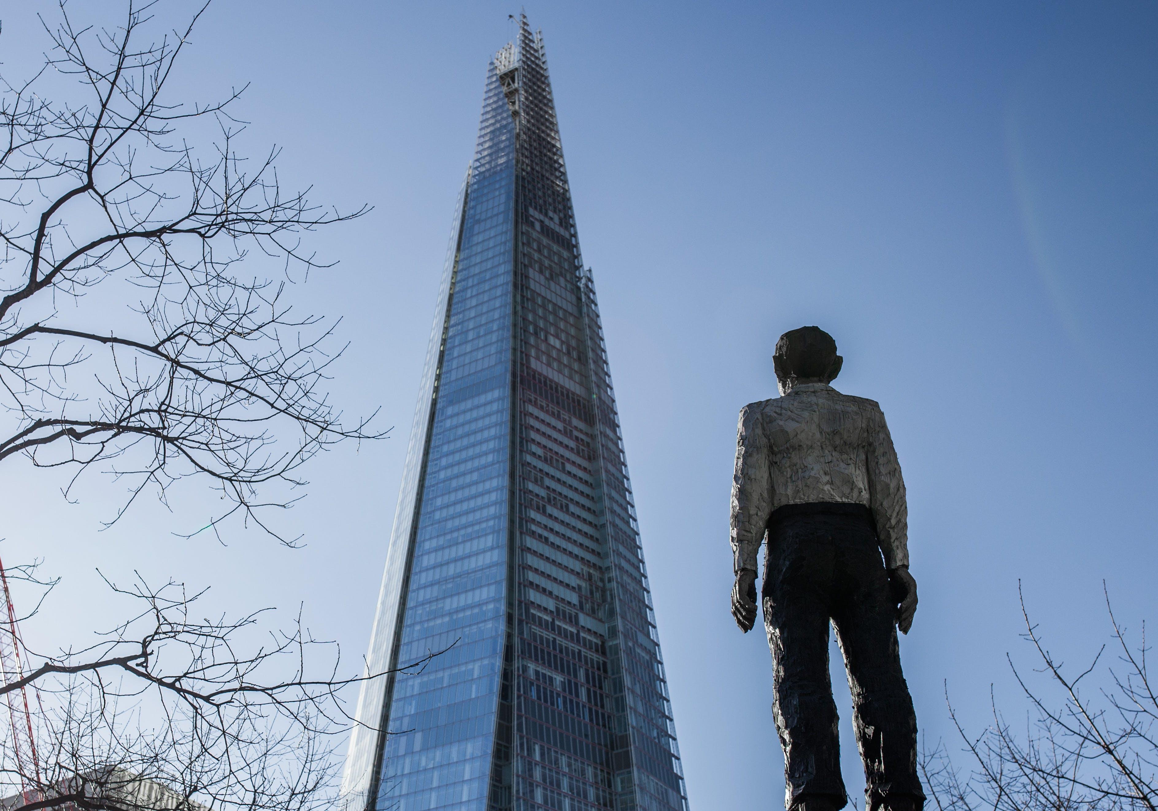 Ảnh lưu trữ miễn phí về bức tượng, cao tầng, chén, kiến trúc