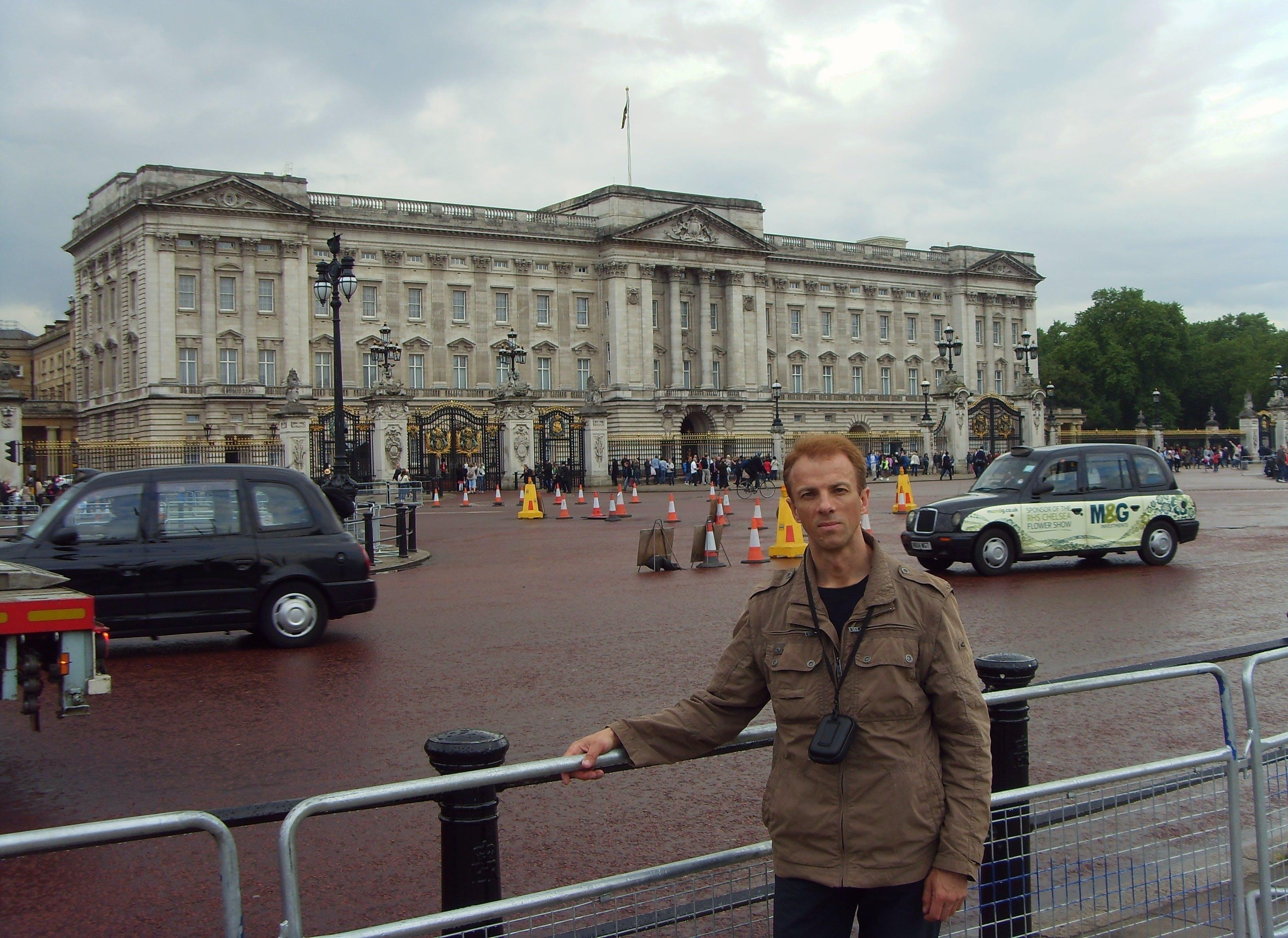 Free stock photo of england, london, united kingdom, buckingham palace