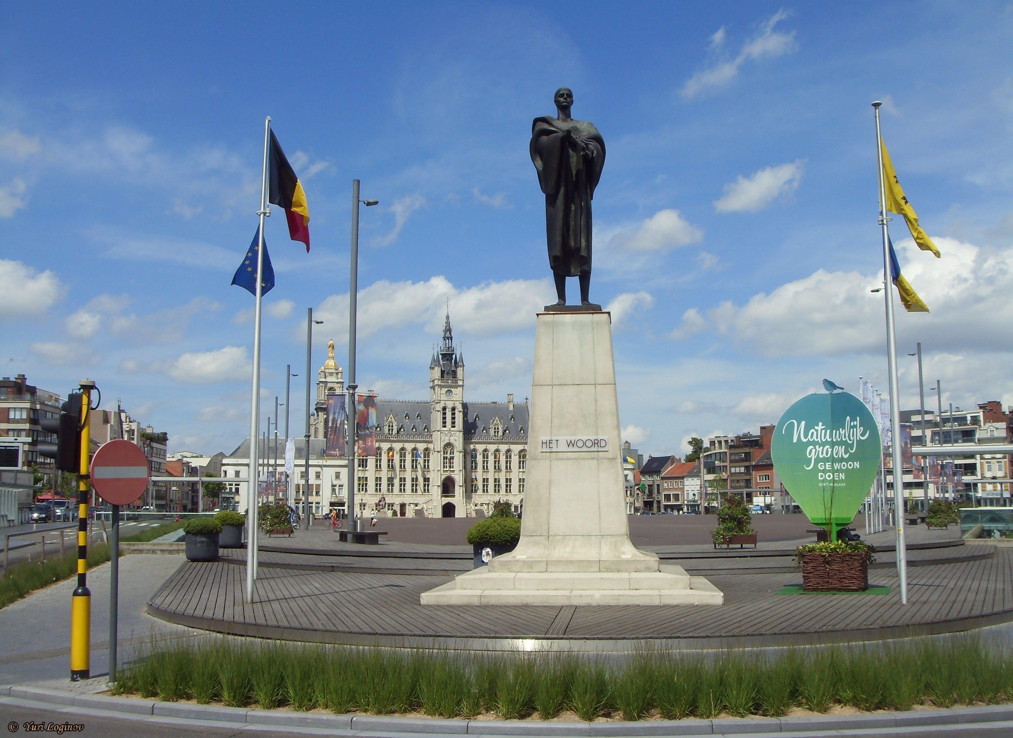 Free stock photo of Belgium, grote markt, België, Sint-Niklaas