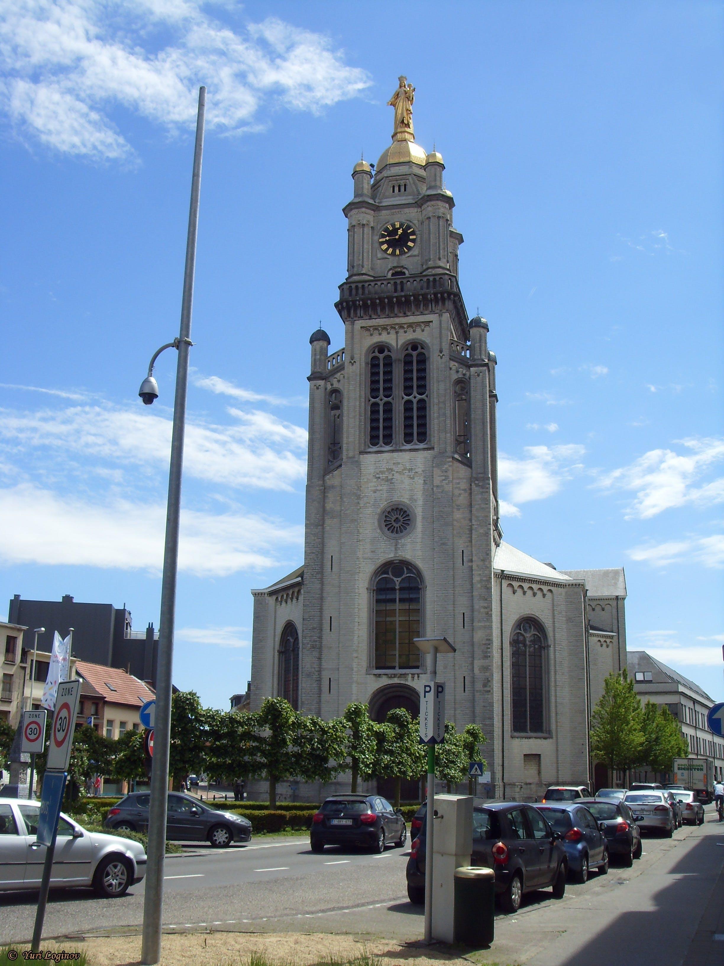 Free stock photo of Belgium, church of our lady, België, Sint-Niklaas