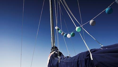 Kostnadsfri bild av båt, blå, blå himmel, dag