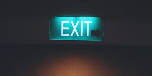 Free stock photo of arah, dark, direction, direction sign