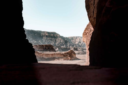 Photo Of Rock Formations During Daytime