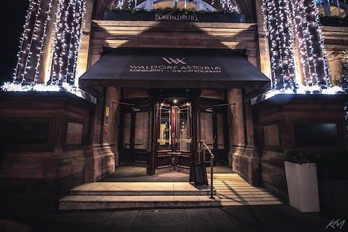 Free stock photo of christmas, door, doors