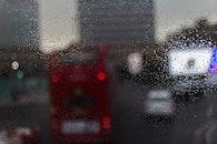 traffic, lights, night