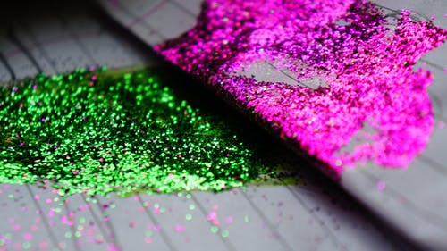 Free stock photo of bling, colours, glitters