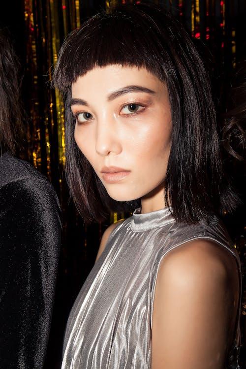 Ingyenes stockfotó álló kép, arc, arckifejezés, ázsiai lány témában