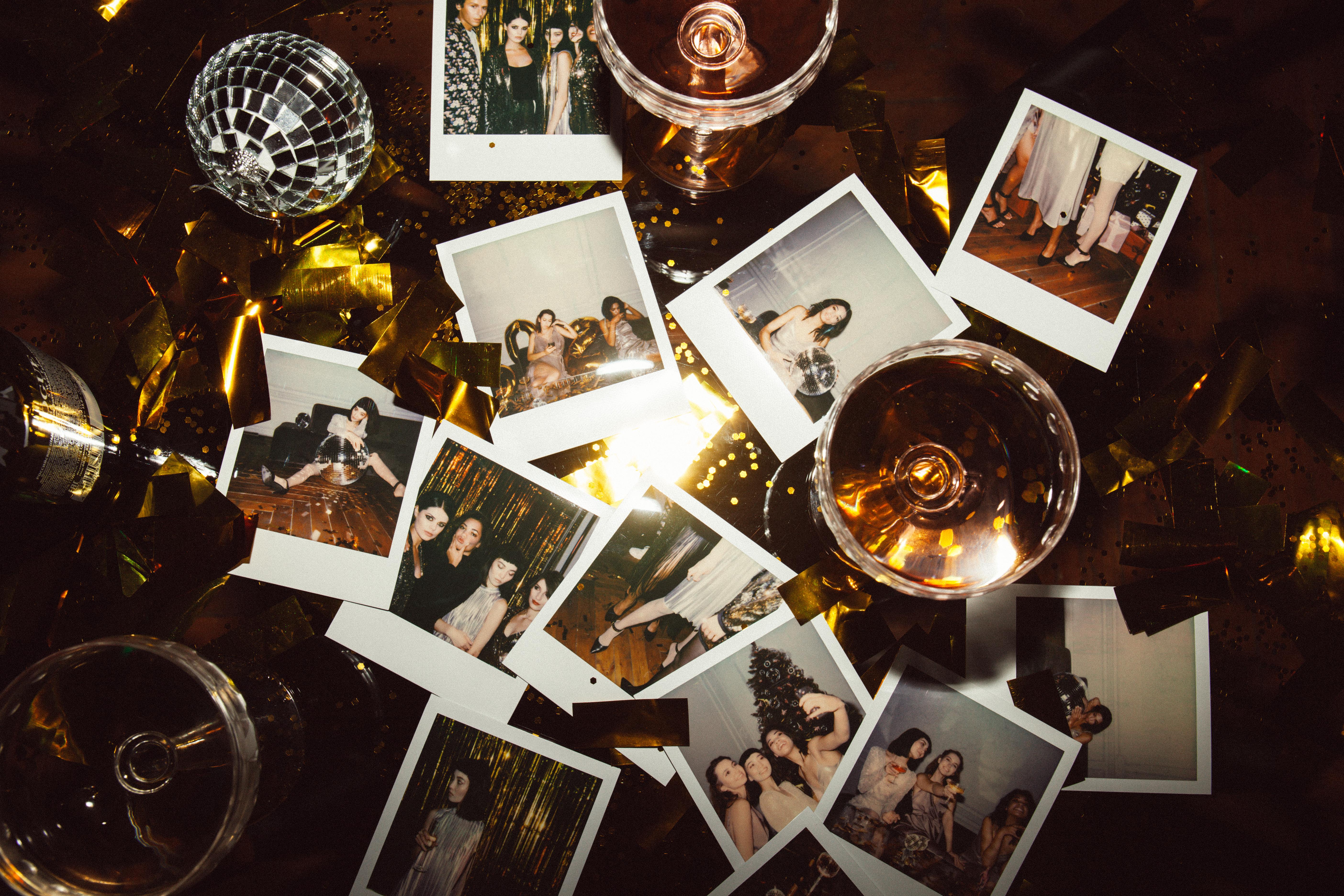 instant photos