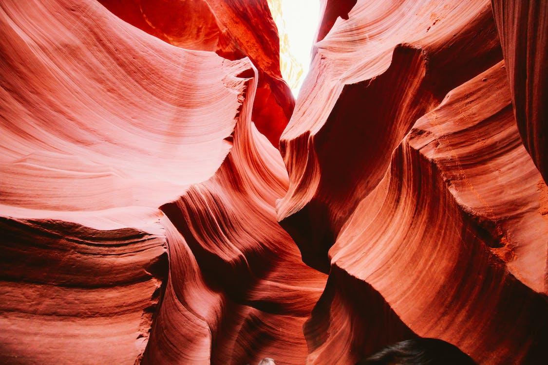 antelope canyon, dal, farve