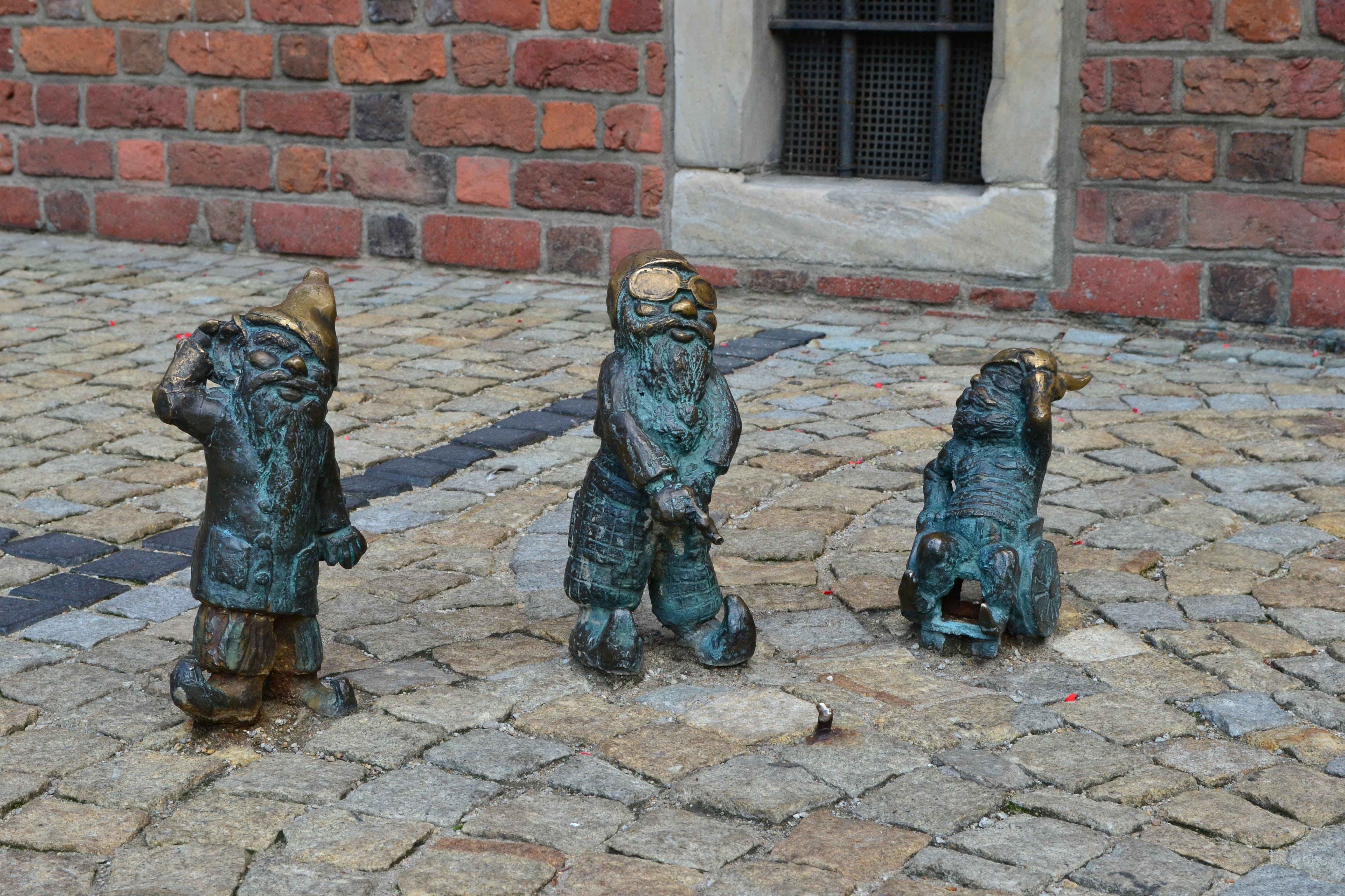 Free stock photo of decoration, dwarf, figurines, funny