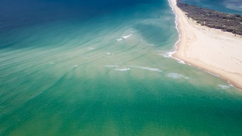 Free stock photo of beach, drone, drone cam, drone footage