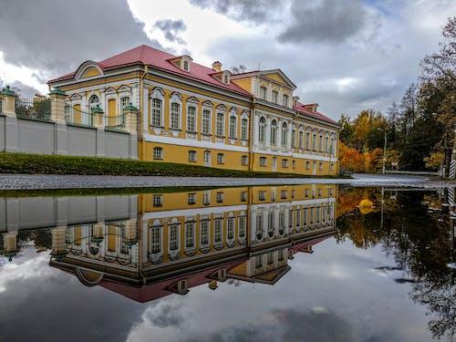 公園, 別墅, 博物館, 反射 的 免费素材照片