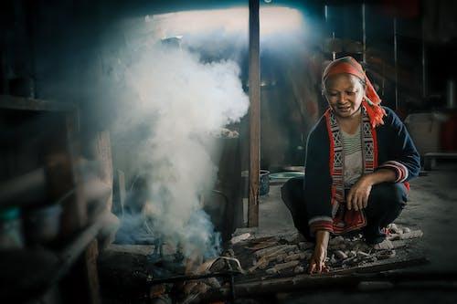 Ilmainen kuvapankkikuva tunnisteilla aasialainen nainen, elämäntapa, esiintymisasu, maaseudun