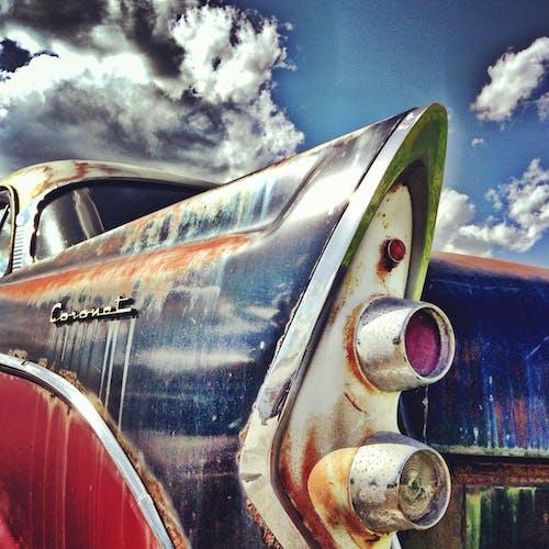 Fotos de stock gratuitas de coche, corona, óxido, vintage