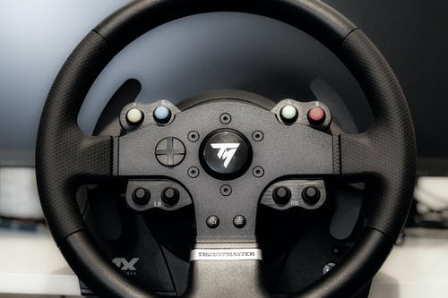 Free stock photo of auto racing, car, games, racing