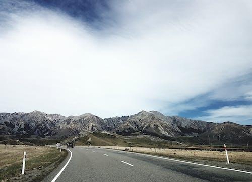 Free stock photo of drive, mountain, mountain range