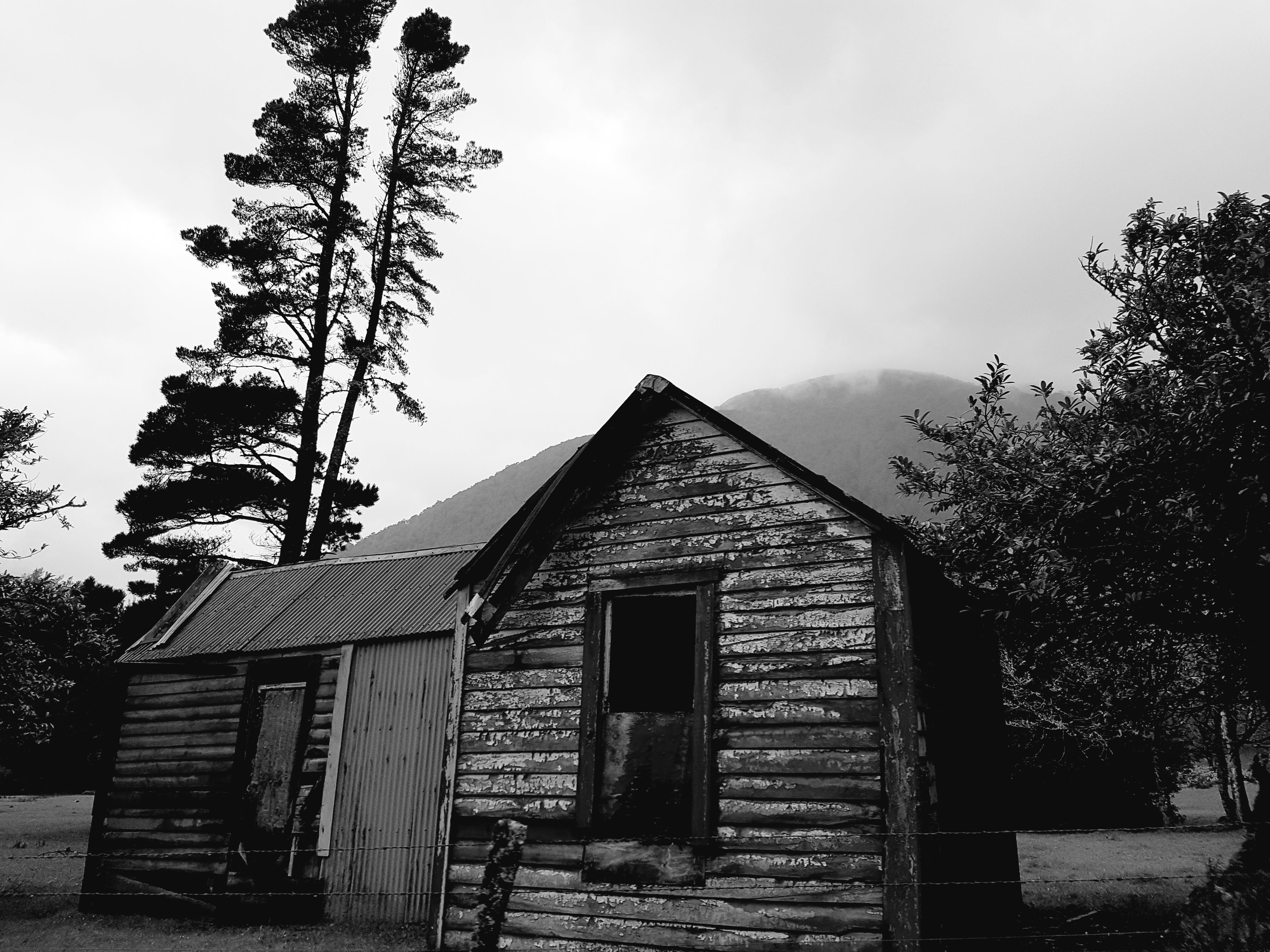 Free stock photo of abandoned, country, farm, shed